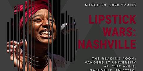 Lipstick Wars: Nashville tickets