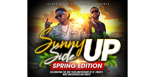 Sunny Side UP  - Spring Edition!