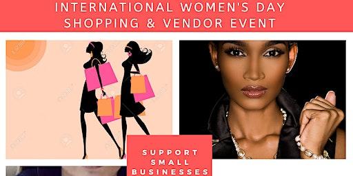 International Women's Day Vendor Event Expo