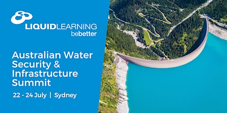 Australian Water Security & Infrastructure Summit tickets
