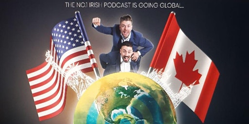 The 2 Johnnies Podcast - Live in Vancouver