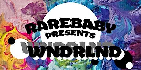 RareBaby's Wonderland tickets
