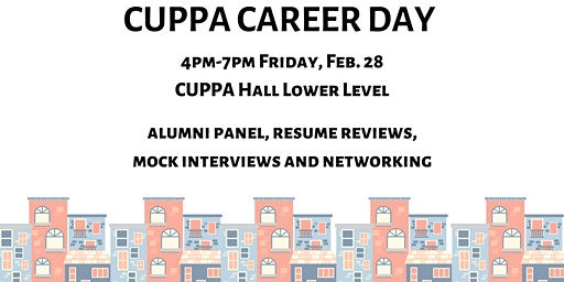 CUPPA Career Day 2020