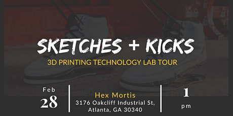 3D Printing Tour tickets
