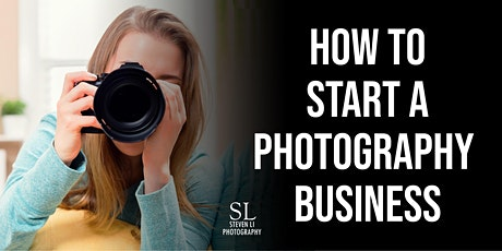 Starting a Photography Business Workshop tickets