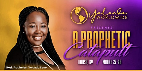 A Prophetic Catapult (Louisa, KY) tickets