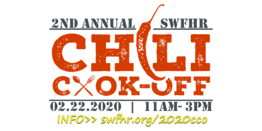 SWFHR - 2nd Annual Chili Cook-Off