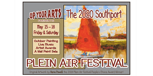 The 2020 Southport Plein Air Festival - Early Registration