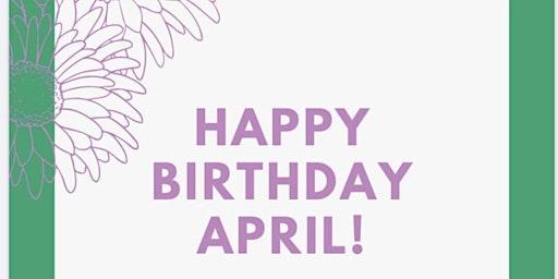 April's 14th Birthday Celebration