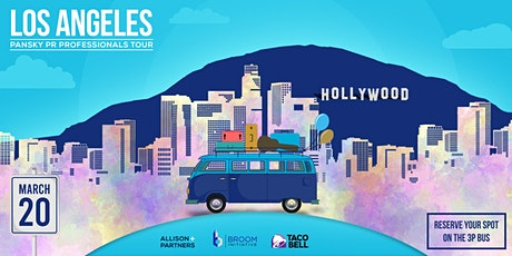 3P Tour to LA's Hottest PR Gigs tickets