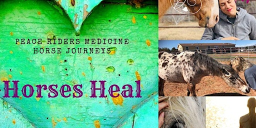 Horses Heal:  Women & Horses Healing Retreat