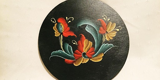 Rosemaling 101 with Alan Pearson