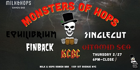 Monsters of Hops - NYC Beer Week Event tickets
