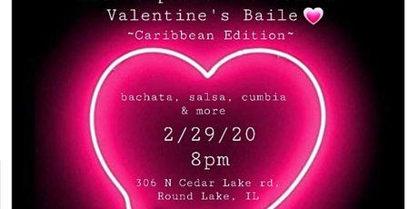 Valentine's Caribbean Baile (social dance) tickets