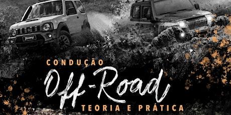 Condução Off Road - Teoria e Prática bilhetes