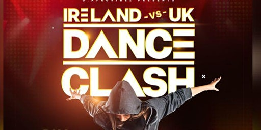 IRELAND  VS UK DANCE CLASH  #danceclash #WhoRunsThisDanceTing