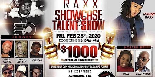 Manny RaXx's Showcase