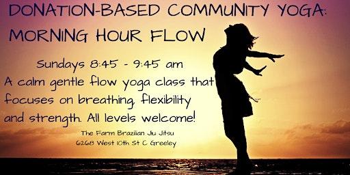 Yoga @ The Farm BJJ