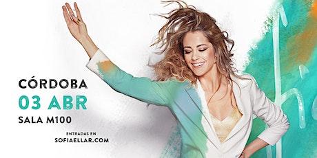"Sofia Ellar Gira ""De Puntillas"" en Córdoba entradas"