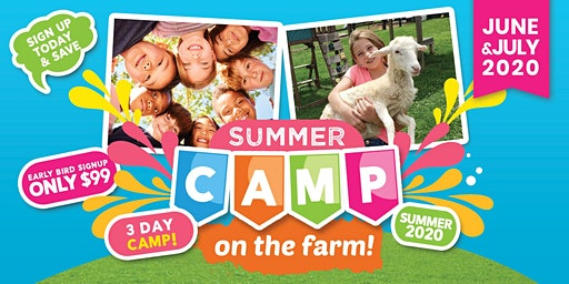 Summer Camp on the Farm