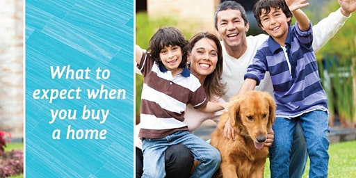 March's Free First Time Homebuyer Class!