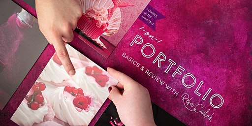 Portfolio Basics and Review with Reka Csulak