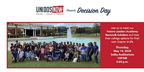 UnidosNow Decision Day 2020 tickets