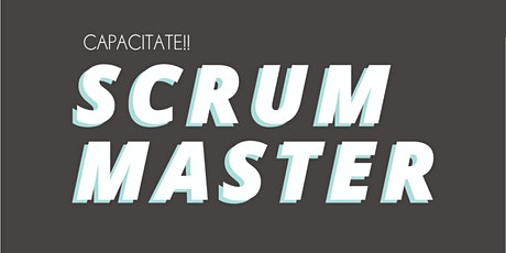 Curso de Scrum Master tickets
