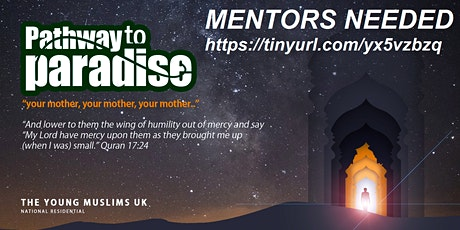 YM Residential Brother & Sisters Mentor Ticket April 2020 tickets