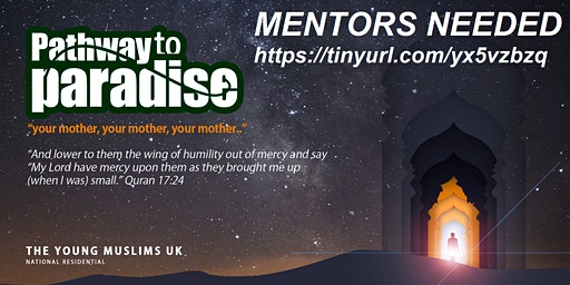 YM Residential Mentor Ticket April 2020