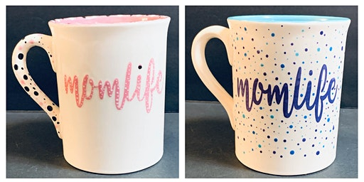Paint-Your-Own MomLife Mug