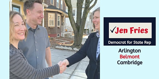 Canvass with Jen - North Cambridge