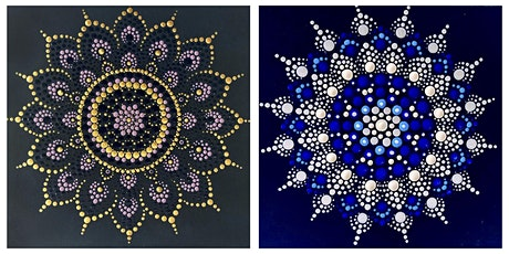 SOLD OUT Mandala Dot Painting Workshop tickets