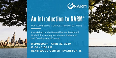Healing Developmental Trauma: An Introduction to NARM® tickets