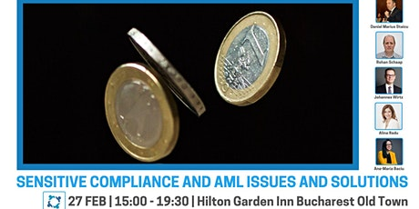 Sensitive Compliance and AML issues and solutions tickets