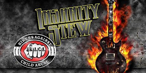 Insanity Stew BACA Benefit at Mikes Tavern!