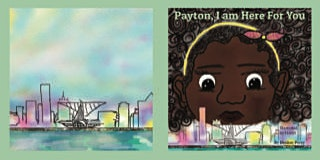 Payton I am Here for You Book Signing