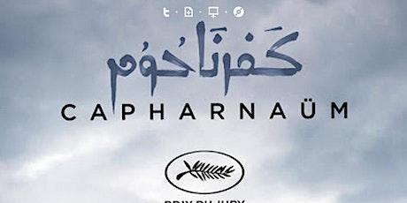 "TDSC presents ""Capharnaüm (2018)"" tickets"