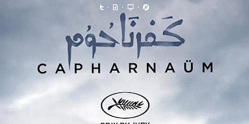 """TDSC presents """"Capharnaüm (2018)"""""""