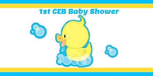 1st CEB Baby Shower