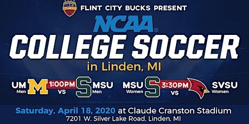College Soccer in Linden, MI