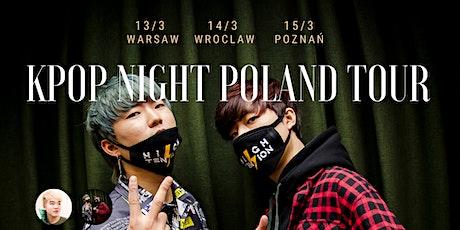 [Poznań] K-POP NIGHT World Tour with High Tension tickets