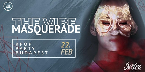 The Vibe Masquerade Ball - Winter K-pop Party! 겨울 케이팝 파티