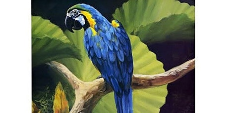 "Sip and Paint ""A Parrot"" at Atwood Lounge March 21 (03-21-2020 starts at 2:30 PM) tickets"