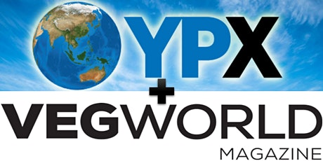 YPX + Vegworld: A plant-based experience tickets