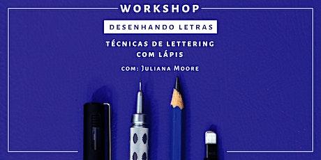 Desenhando Letras - Workshop de Lettering | São Paulo ingressos