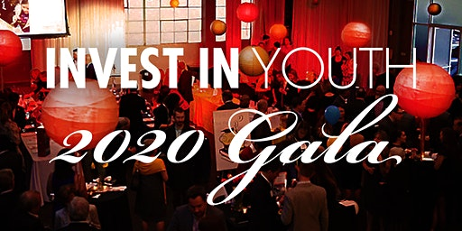 Invest in Youth 2020 Gala