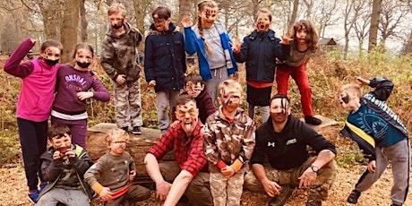 Commando Kids Easter Term Camp  tickets
