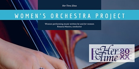 HerTime 20xx Women's Orchestra Concert tickets