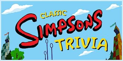 (Montreal) Classic Simpsons Trivia
